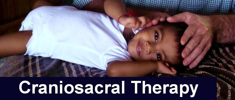 Craniosacral Therapy – Donovan Hean